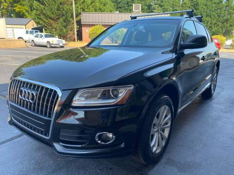 2014 Audi Q5 for sale at Viewmont Auto Sales in Hickory NC