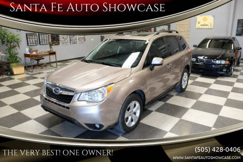 2014 Subaru Forester for sale at Santa Fe Auto Showcase in Santa Fe NM