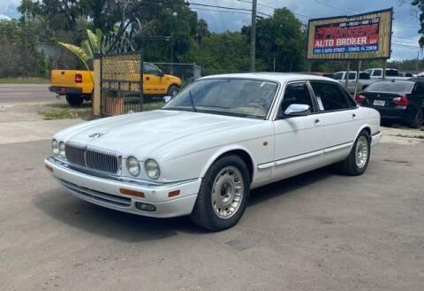 1996 Jaguar XJ-Series for sale at Pioneers Auto Broker in Tampa FL