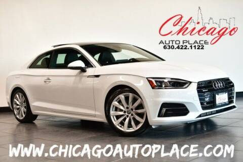 2018 Audi A5 for sale at Chicago Auto Place in Bensenville IL