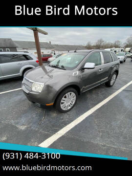 2010 Lincoln MKX for sale at Blue Bird Motors in Crossville TN