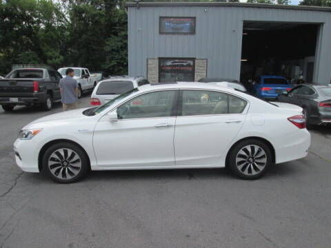 2017 Honda Accord Hybrid for sale at Access Auto Brokers in Hagerstown MD