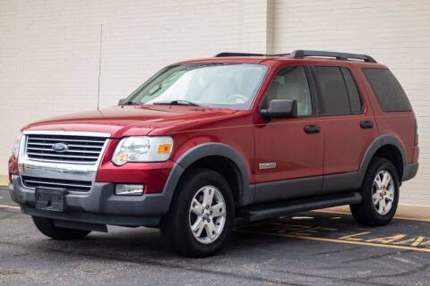 2006 Ford Explorer for sale at Carland Auto Sales INC. in Portsmouth VA