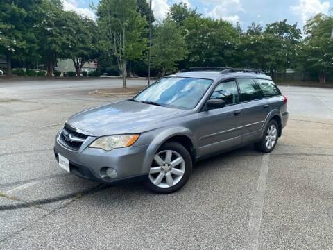 2009 Subaru Outback for sale at Uniworld Auto Sales LLC. in Greensboro NC