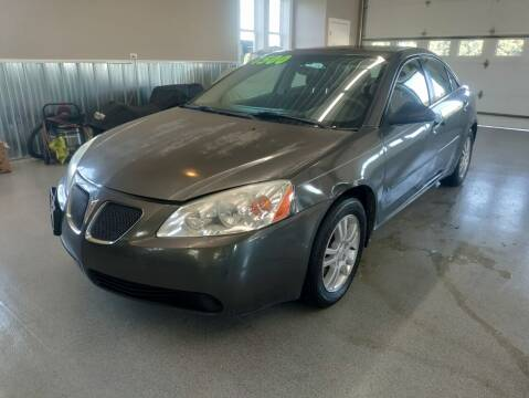 2006 Pontiac G6 for sale at Sand's Auto Sales in Cambridge MN