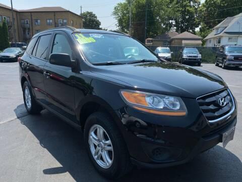 2011 Hyundai Santa Fe for sale at Streff Auto Group in Milwaukee WI