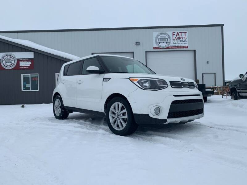 2018 Kia Soul for sale at Fatt Larry's Customs in Sugar City ID