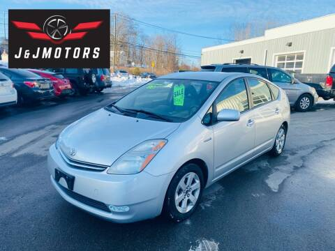 2008 Toyota Prius for sale at J & J MOTORS in New Milford CT