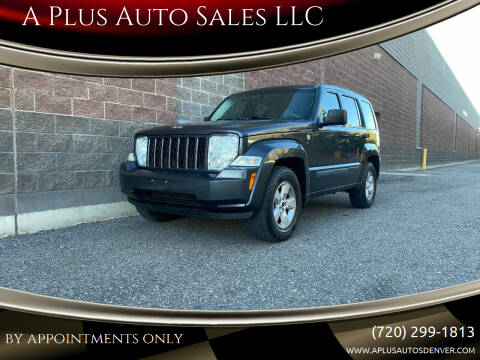 2011 Jeep Liberty for sale at A Plus Auto Sales LLC in Denver CO