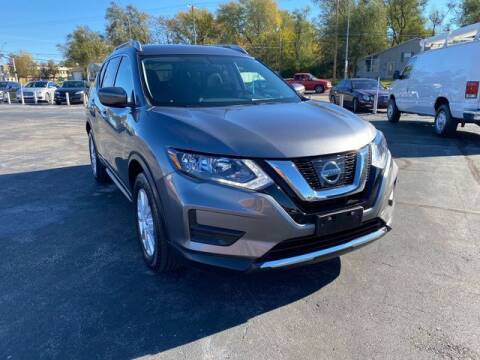 2017 Nissan Rogue for sale at Kansas City Motors in Kansas City MO
