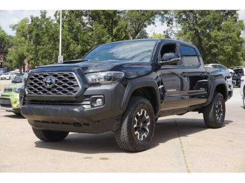2020 Toyota Tacoma for sale at Monthly Auto Sales in Fort Worth TX