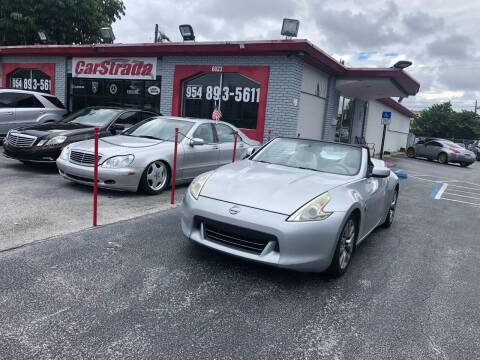 2010 Nissan 370Z for sale at CARSTRADA in Hollywood FL