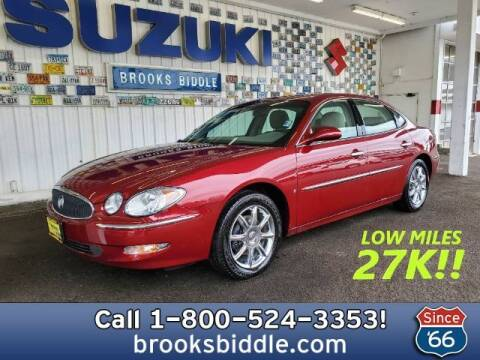 2007 Buick LaCrosse for sale at BROOKS BIDDLE AUTOMOTIVE in Bothell WA