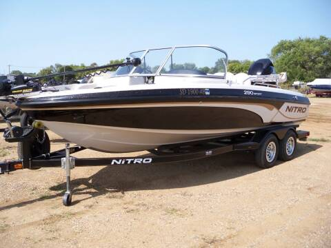 2011 NITRO 290 SPORT for sale at Tyndall Motors in Tyndall SD