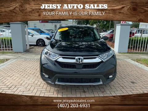 2017 Honda CR-V for sale at JEISY AUTO SALES in Orlando FL