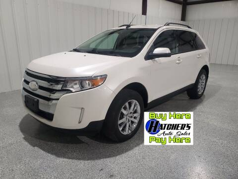 2014 Ford Edge for sale at Hatcher's Auto Sales, LLC - Buy Here Pay Here in Campbellsville KY