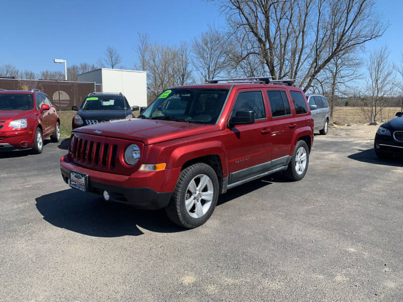 2011 Jeep Patriot for sale at Excellent Autos in Amsterdam NY
