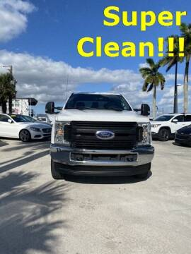2017 Ford F-350 Super Duty for sale at Automotive Credit Union Services in West Palm Beach FL