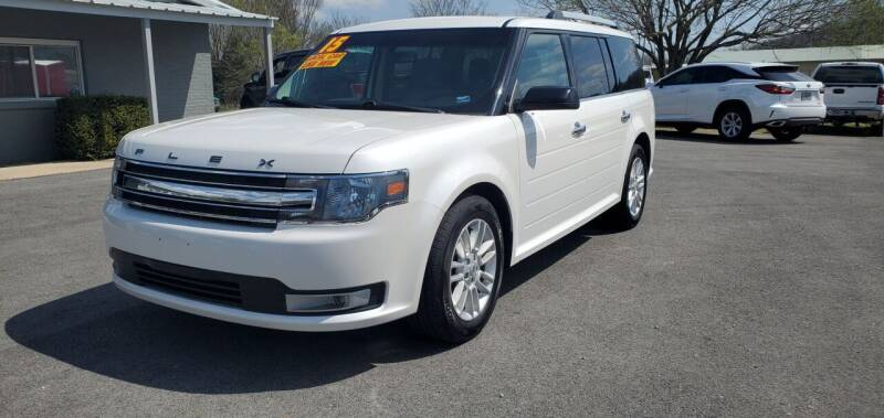 2016 Ford Flex for sale at Jacks Auto Sales in Mountain Home AR