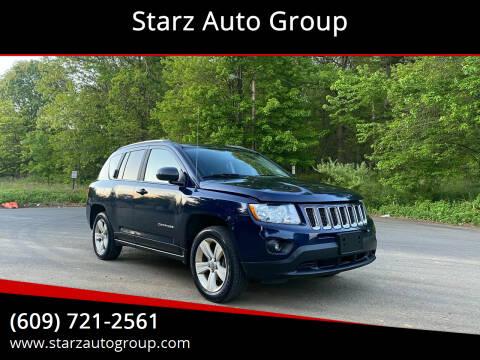 2013 Jeep Compass for sale at Starz Auto Group in Delran NJ