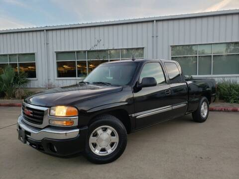 2006 GMC Sierra 1500 for sale at Houston Auto Preowned in Houston TX