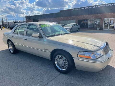 2004 Mercury Grand Marquis for sale at Motor City Auto Auction in Fraser MI