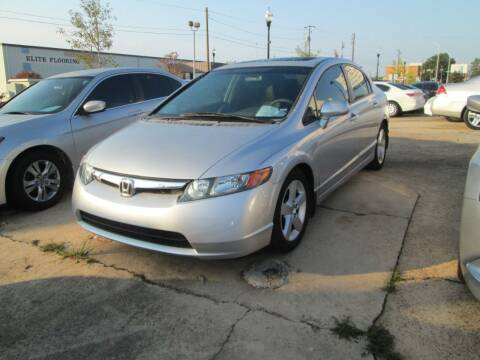 2008 Honda Civic for sale at Downtown Motors in Macon GA