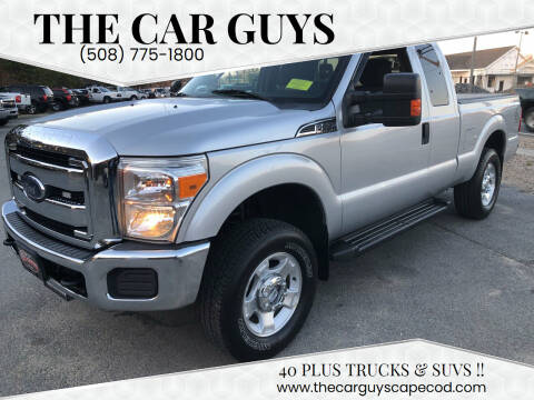 2012 Ford F-250 Super Duty for sale at The Car Guys in Hyannis MA