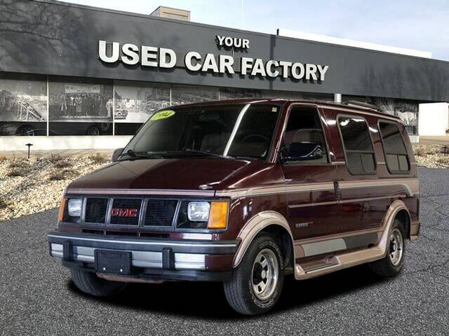1994 GMC Safari for sale in Flushing, MI
