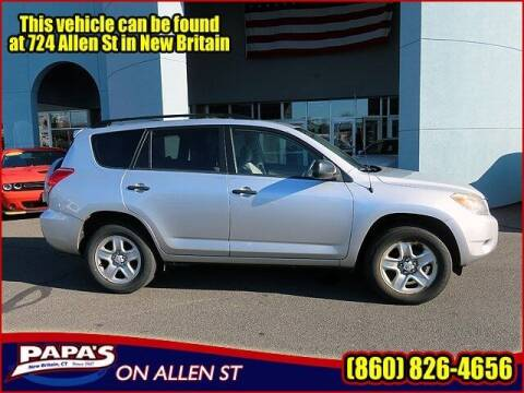 2007 Toyota RAV4 for sale at Papas Chrysler Dodge Jeep Ram in New Britain CT