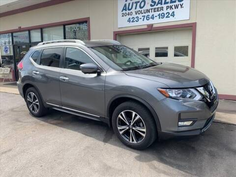 2017 Nissan Rogue for sale at PARKWAY AUTO SALES OF BRISTOL in Bristol TN
