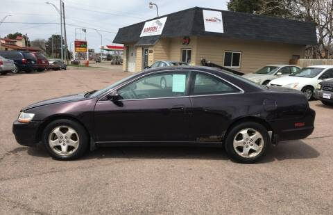 1998 Honda Accord for sale at Gordon Auto Sales LLC in Sioux City IA