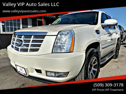 2007 Cadillac Escalade for sale at Valley VIP Auto Sales LLC in Spokane Valley WA
