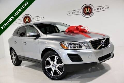 2013 Volvo XC60 for sale at Unlimited Motors in Fishers IN