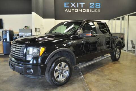 2012 Ford F-150 for sale at Exit 28 Auto Center LLC in Cornelius NC