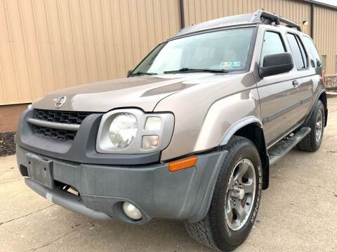 2004 Nissan Xterra for sale at Prime Auto Sales in Uniontown OH