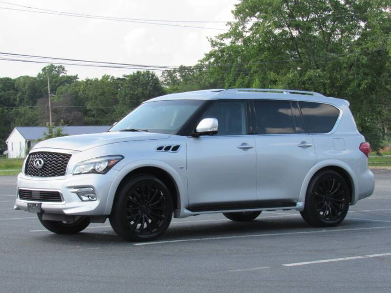 2015 Infiniti QX80 for sale at Access Auto in Kernersville NC
