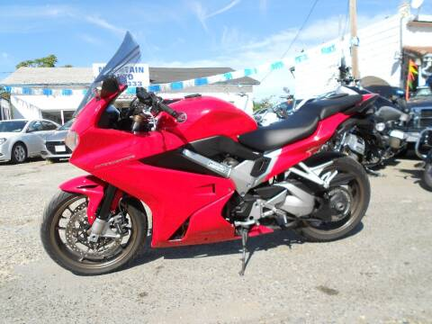 2014 Honda VFR800 for sale at Mountain Auto in Jackson CA
