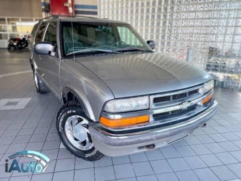 2001 Chevrolet Blazer for sale at iAuto in Cincinnati OH