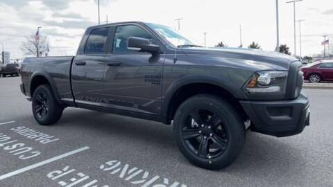 2021 RAM Ram Pickup 1500 Classic for sale at Waconia Auto Detail in Waconia MN