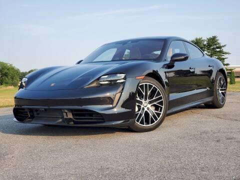 2020 Porsche Taycan for sale at EV Direct in Lauderhill FL