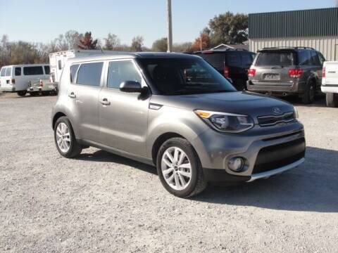 2018 Kia Soul for sale at Frieling Auto Sales in Manhattan KS