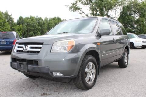 2008 Honda Pilot for sale at UpCountry Motors in Taylors SC