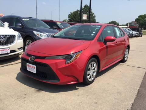 2020 Toyota Corolla for sale at De Anda Auto Sales in South Sioux City NE