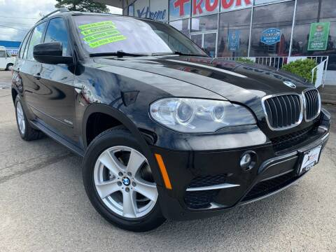 2012 BMW X5 for sale at Xtreme Truck Sales in Woodburn OR