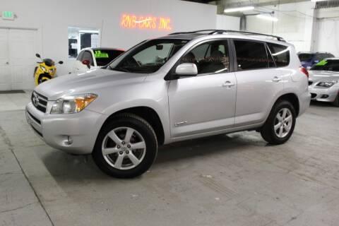 2008 Toyota RAV4 for sale at R n B Cars Inc. in Denver CO