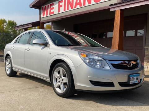 2009 Saturn Aura for sale at Affordable Auto Sales in Cambridge MN