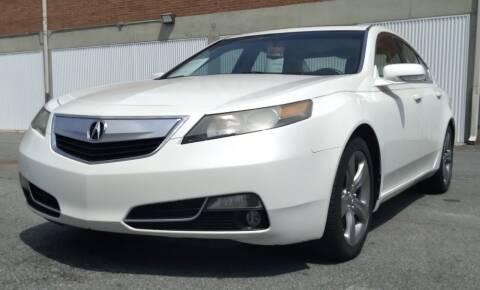 2013 Acura TL for sale at Atlanta's Best Auto Brokers in Marietta GA