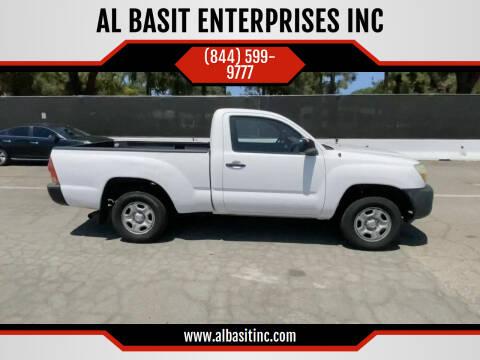 2005 Toyota Tacoma for sale at AL BASIT ENTERPRISES INC in Riverside CA