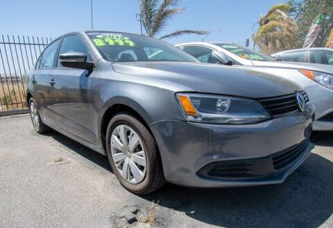 2012 Volkswagen Jetta for sale at GQC AUTO SALES in San Bernardino CA